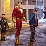 "Shazam! and Frederick ""Freddy"" Freeman From Shazam!"