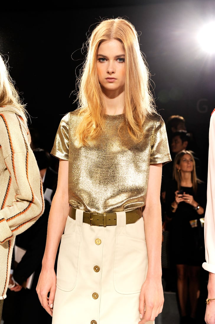 Spring 2011 New York Fashion Week: Tory Burch 2010-09-15 11:33:16