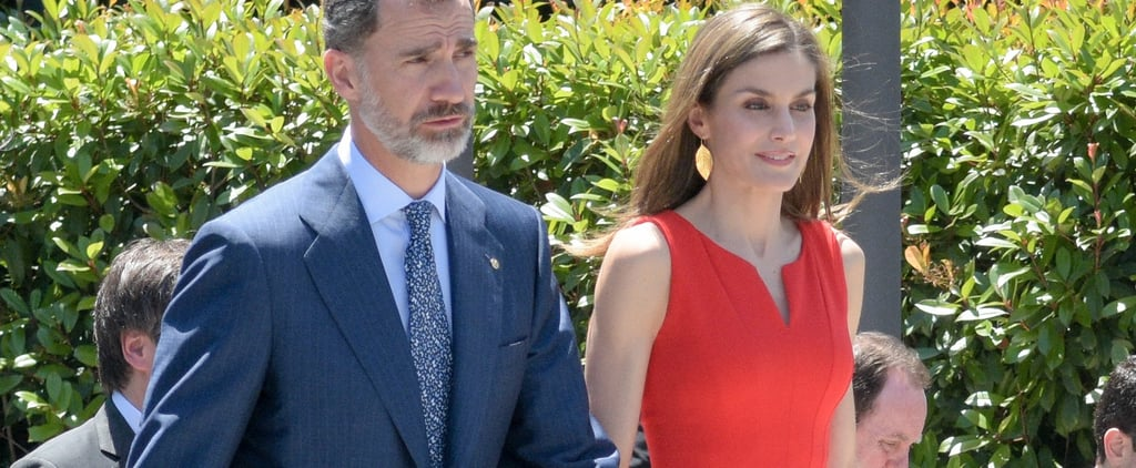 Queen Letizia Has a Secret For Mornings When You Can't Figure Out What to Wear
