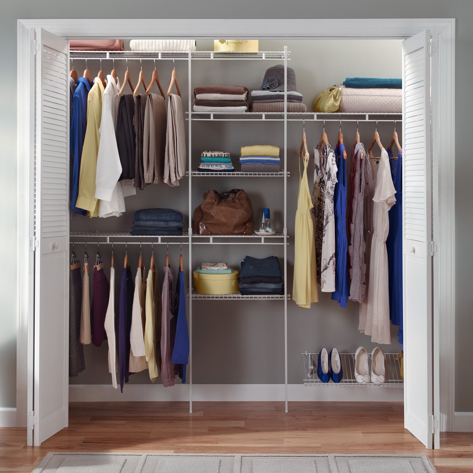 Best Closet Organizers From Walmart Popsugar Home