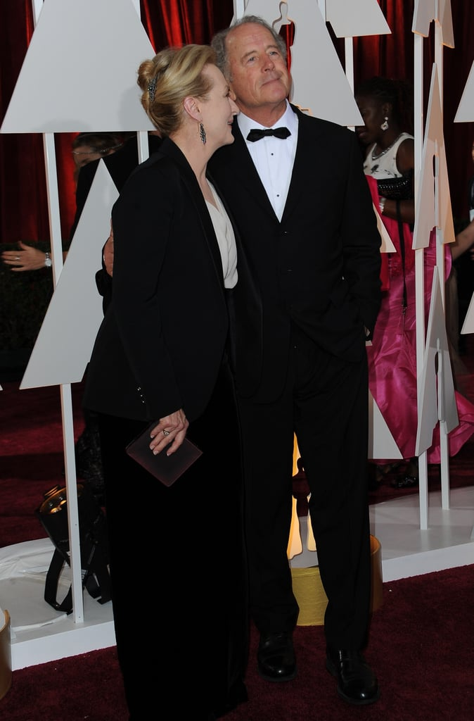 Meryl only had eyes for Don during the 2015 Oscars.