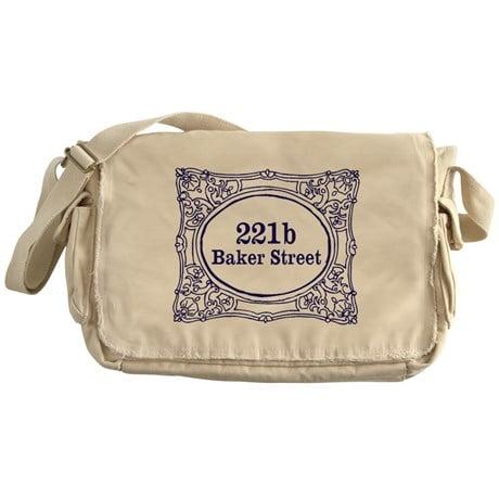 Baker Street Bag ($33)