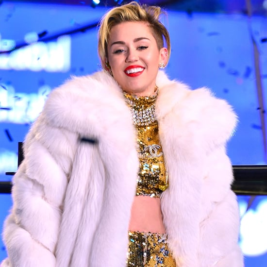 What Miley Cyrus and Stars Wore on NYE