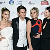 Hadid Family Vogue Video for New York Fashion Week 2018
