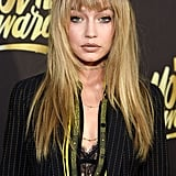 Gigi Hadid Bangs MTV Movie Awards 2016