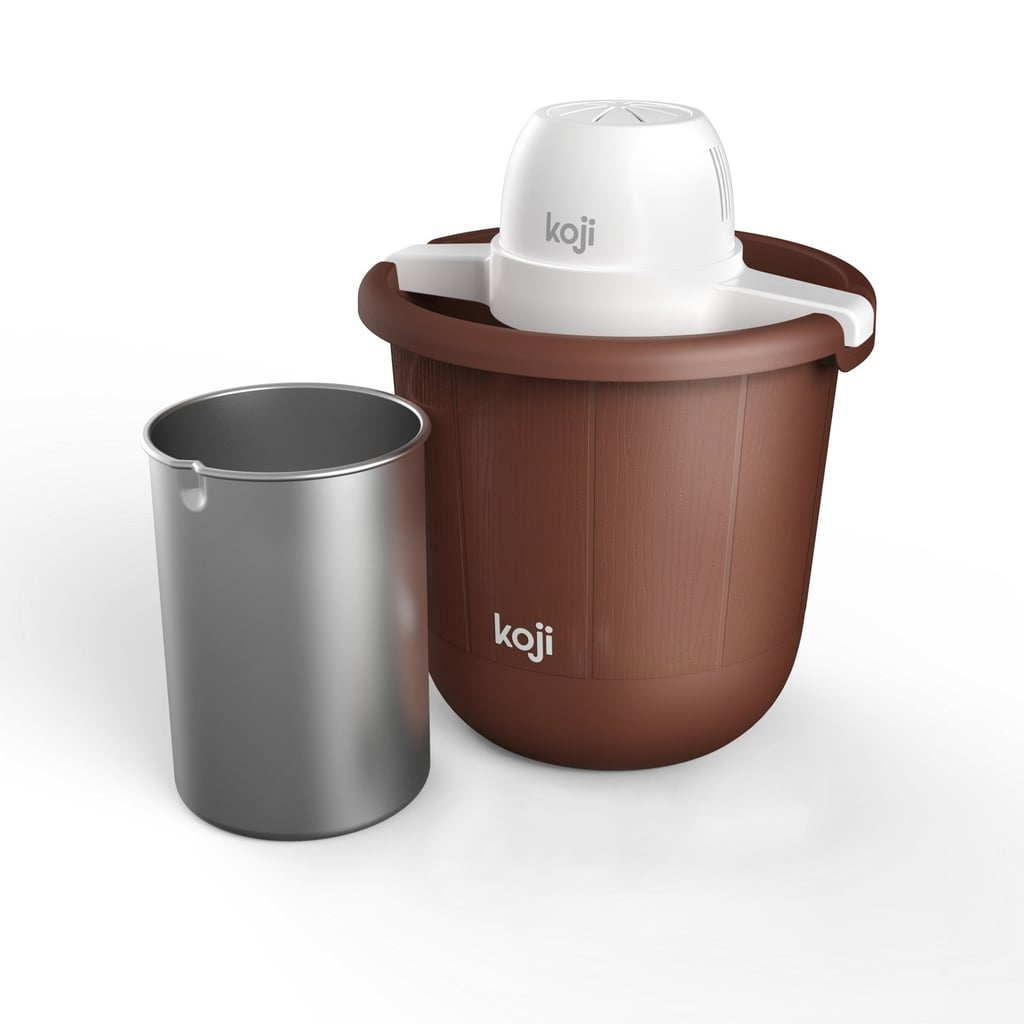 Koji 4qt Bucket Ice Cream Maker