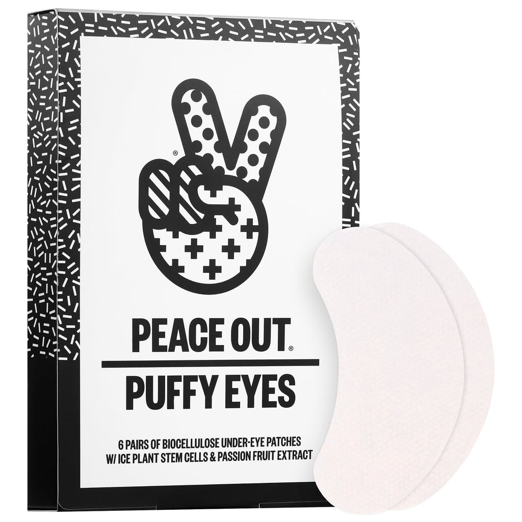 Peace Out Puffy Undereye Patches