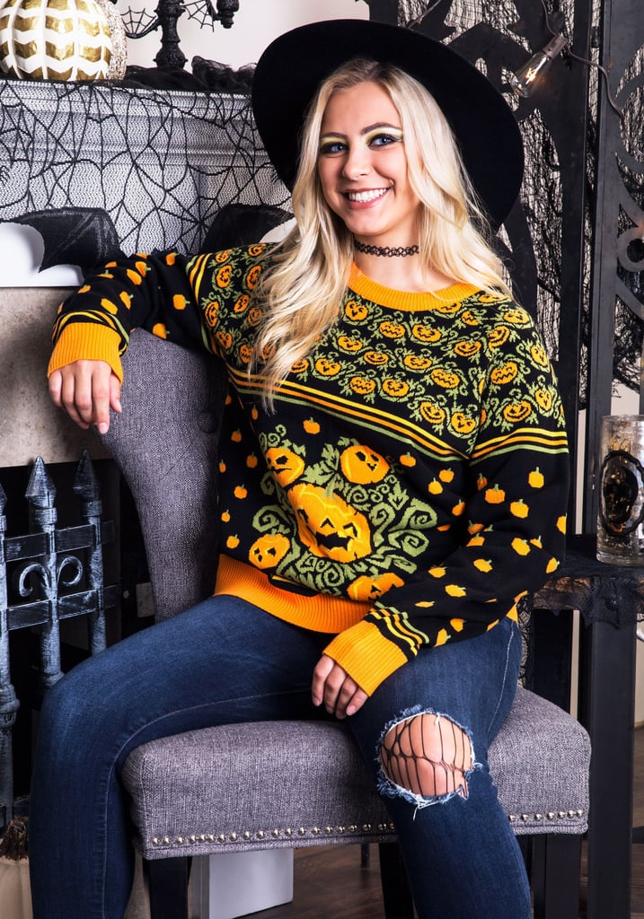 14 Ugly Halloween Sweaters That You Won't Be Able to Resist Buying