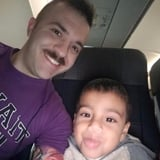 This Stranger Became BFFs With a Boy With Special Needs on His Flight