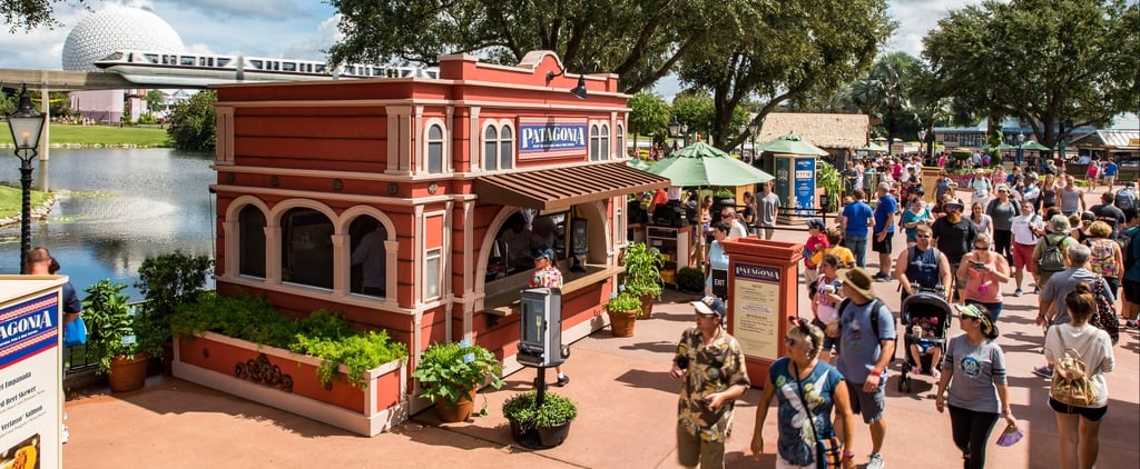 Disney World Just Gave You a Really Good Reason to Visit Epcot This Fall