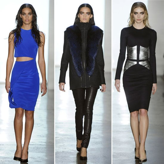 Runway Review and Pictures of Cushnie et Ochs Fall 2012 New York Fashion Week Runway Show