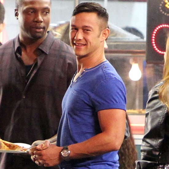 Joseph Gordon-Levitt Big Muscles Pictures
