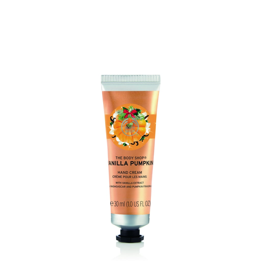 The Body Shop Vanilla Pumpkin Hand Cream