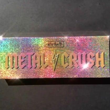 Kat Von D Metal Crush Highlighter Palette