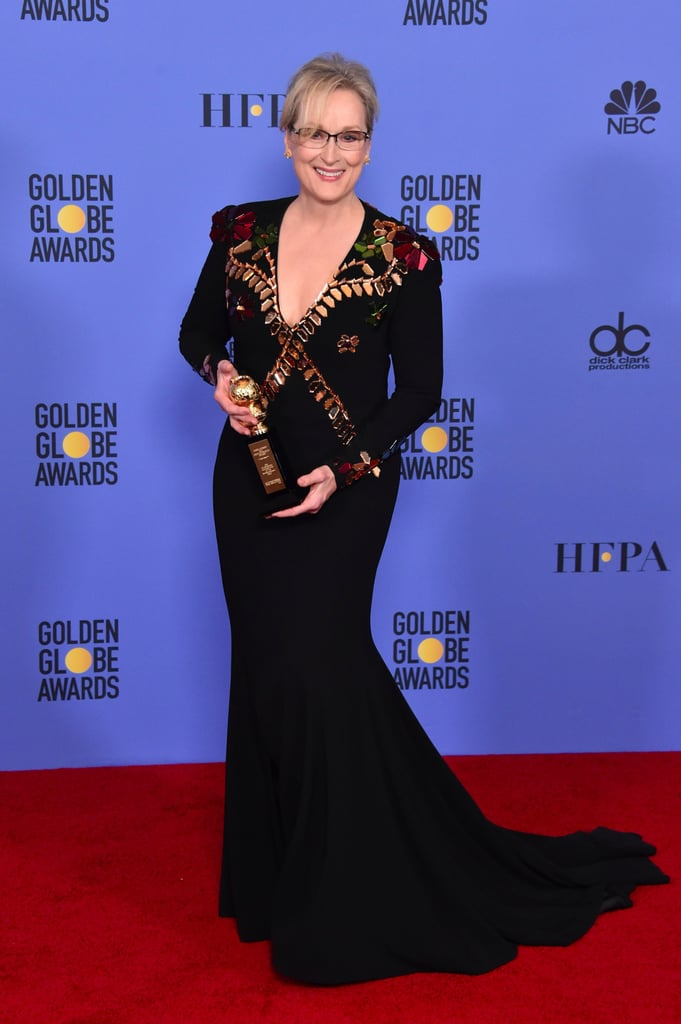 A Complete Rundown of Meryl Streep's Red Carpet Style