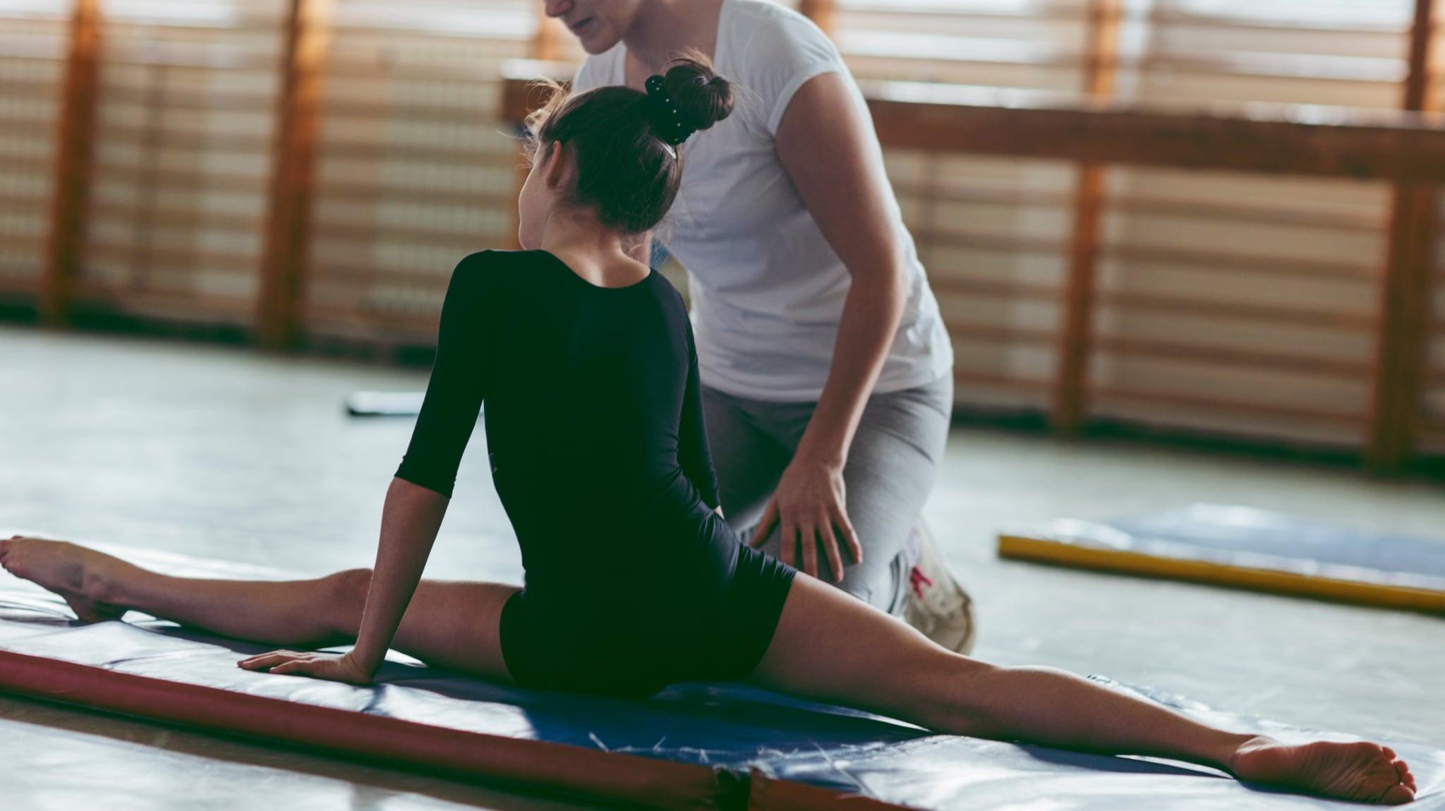 Body-shaming in gymnastics personal essay