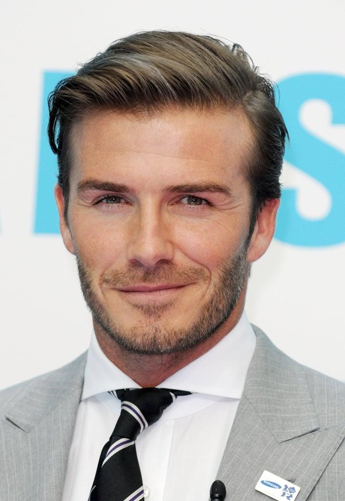 David Beckham The Most Gorgeous Photos Of David Beckham
