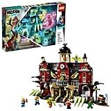 Lego Hidden Side Newbury Haunted High School Set