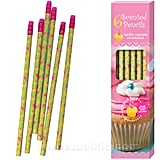 Vanilla Cupcake-Scented Pencils ($6)