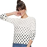 POPSUGAR Crewneck Sweater