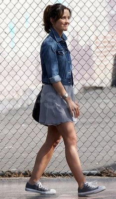 Celeb Style: Minka Kelly