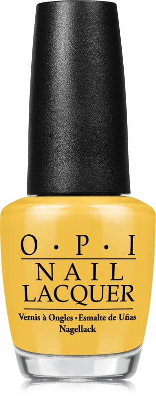 OPI Washington, D.C. Nail Lacquer in C.I.A = Color Is Awesome