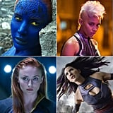 The Lady Mutants From X-Men: Apocalypse