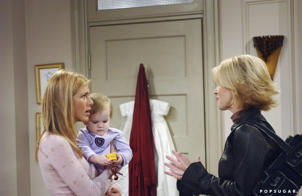 Emma on Friends With Onscreen Mom Jennifer Aniston