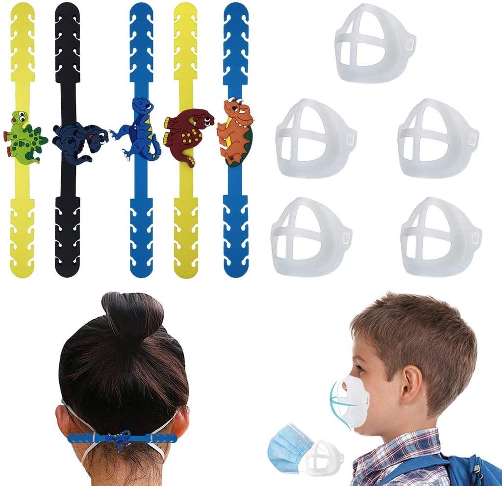 CoutureBridal Kids Mask Extender Strap and Brackets