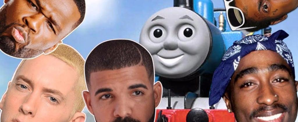 Thomas the Tank Engine Rap Mashup