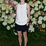 Naomi Watts attended the Baby Buggy party in East Hampton in July.