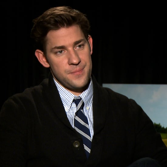 John Krasinski Interview For Promised Land
