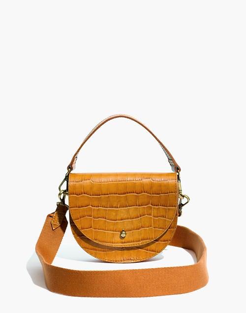 Madewell The Small Richmond Saddle Bag