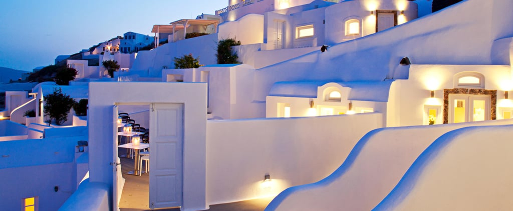 How to Make the Most of 24 Hours in Santorini, Greece —Without Leaving the Hotel