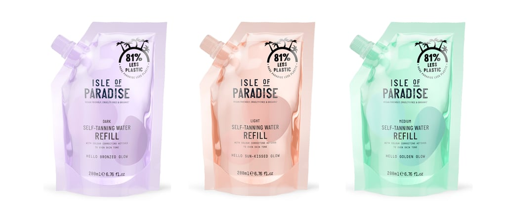 Isle of Paradise Launches Tanning Water Refill Pouches