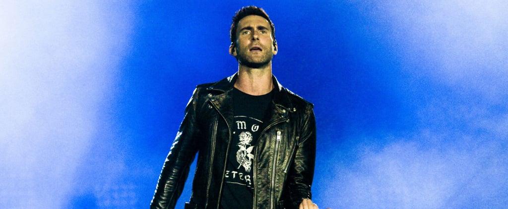 Maroon 5 Dubai Arena Performance