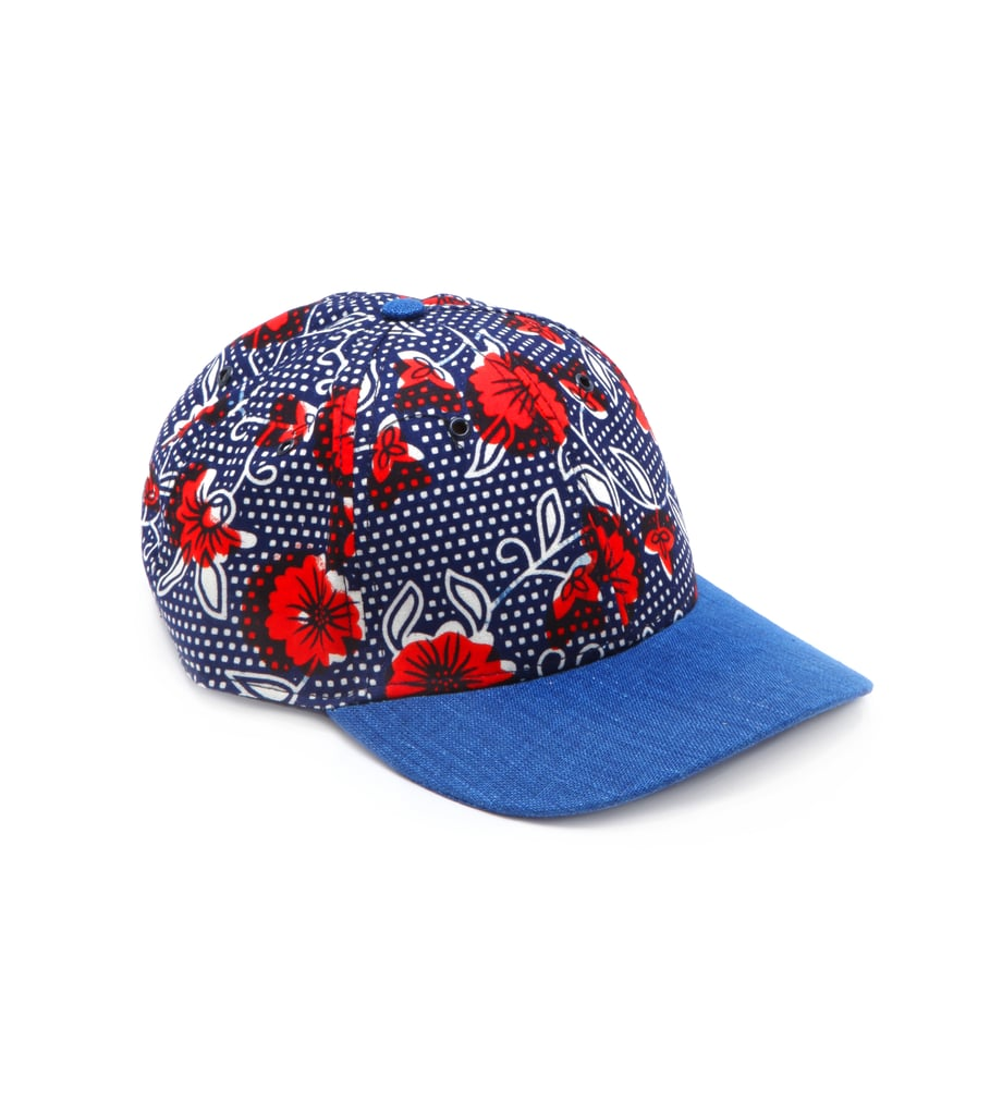 With a holiday that's all about sunny days at the beach, pool, or lake, a patriotic baseball cap ($98) is priceless.