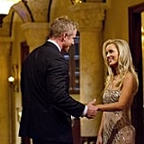 Sean and Emily Maynard on The Bachelorette.