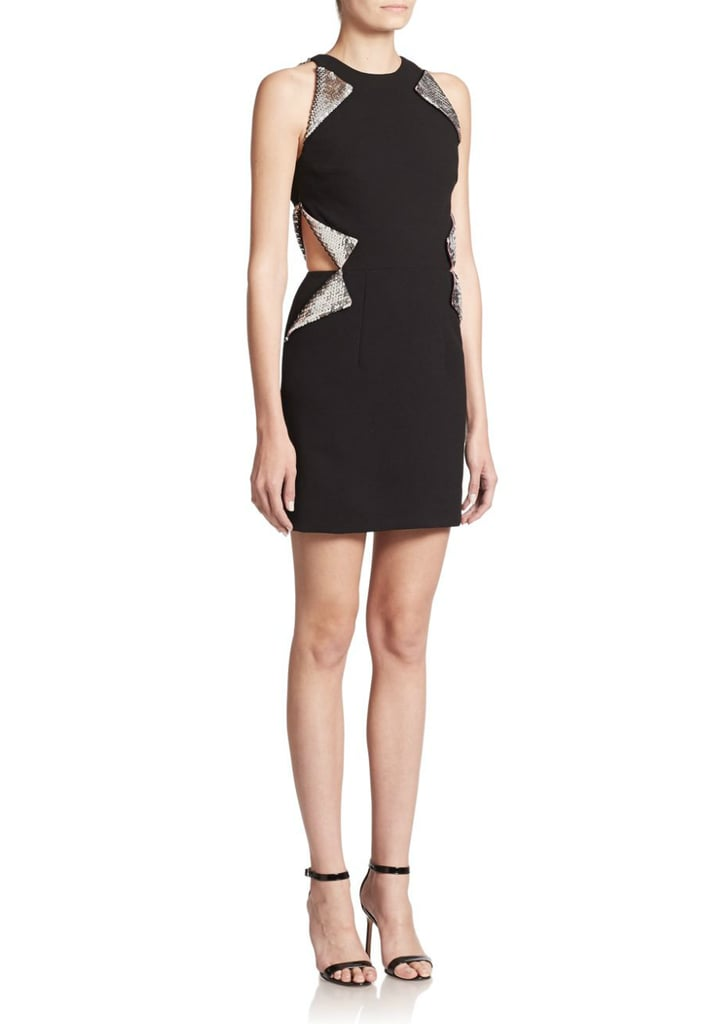 Christopher Kane Embellished Cut-Out Sheath ($2,205)