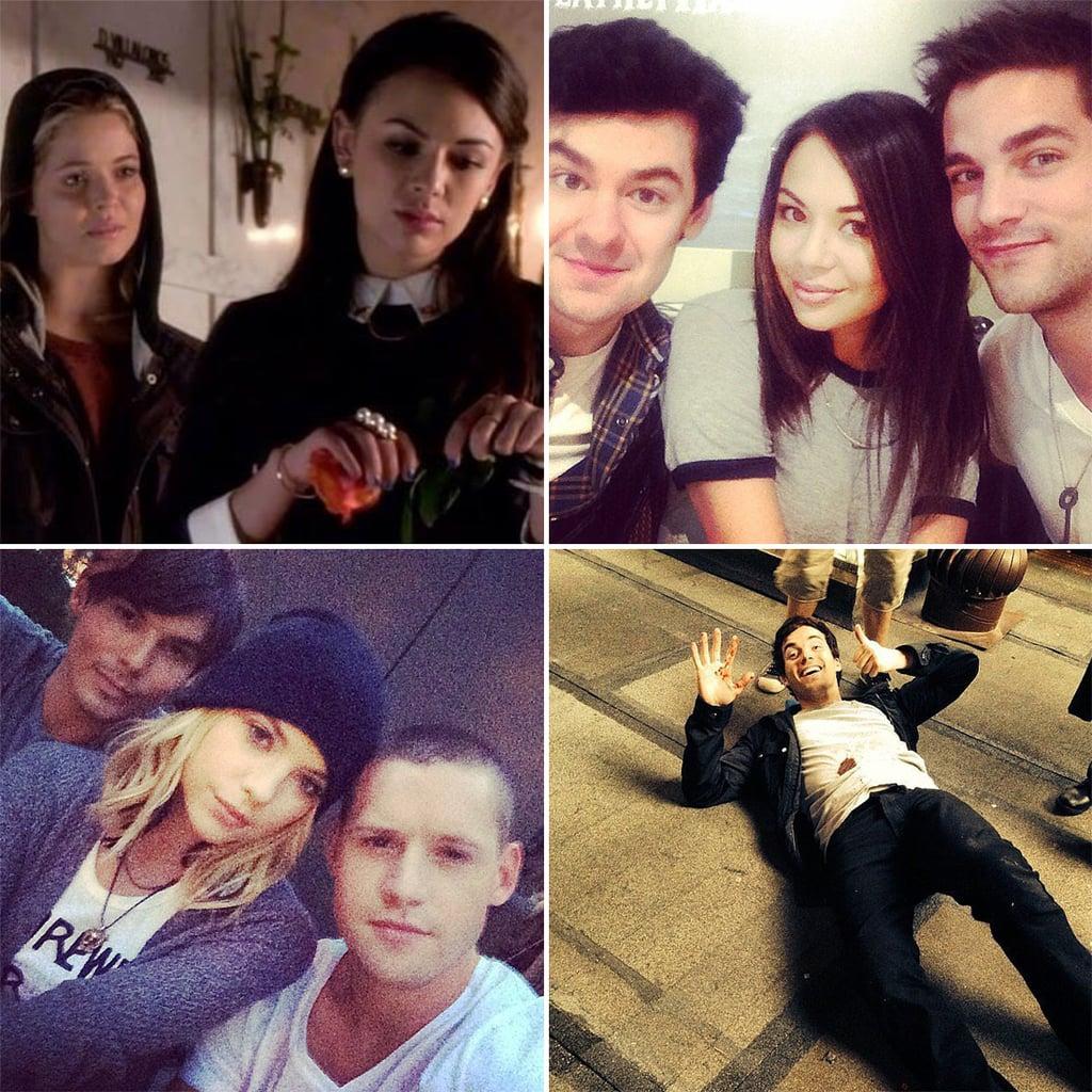 Pretty Little Liars Season 5 Behind the Scenes
