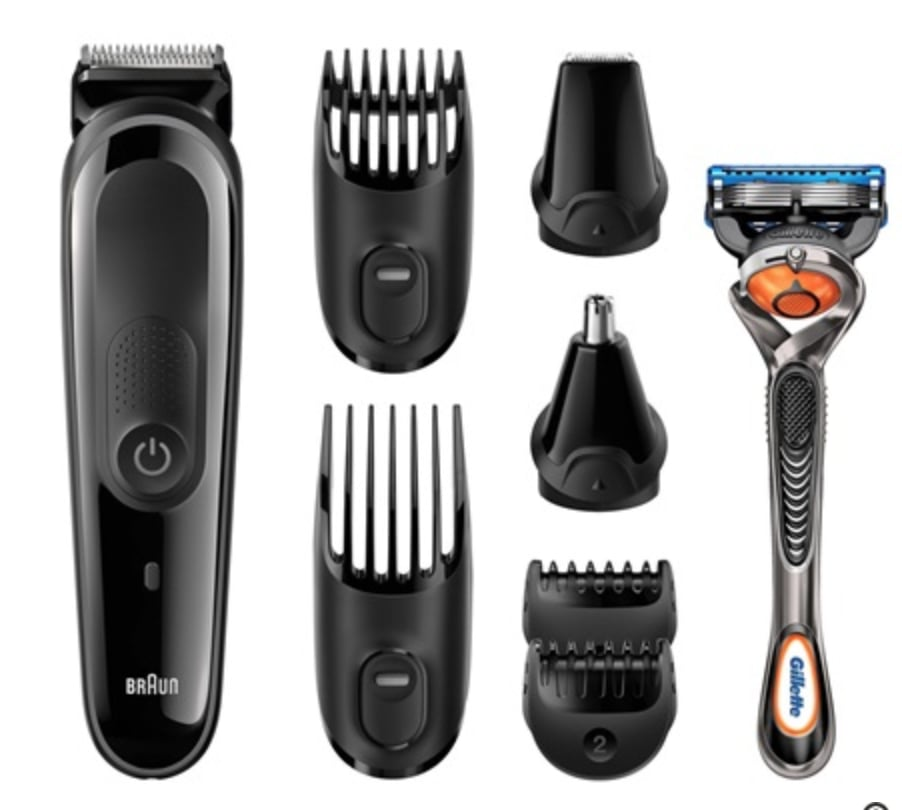 Braun Face and Head Precision Trimming Kit
