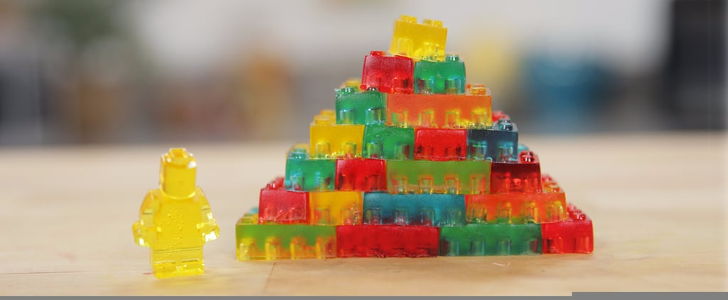 These LEGO Jell-O Gummies Let You Play With Your Food