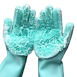 Magic Dishwashing Cleaning Sponge Gloves