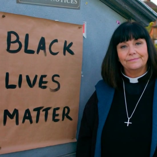 The Vicar of Dibley Takes the Knee For Black Lives Matter