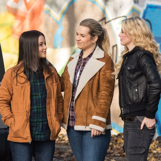 "Briana Buckmaster Explains That Wayward Sisters Are ""Their Own Heroes"""