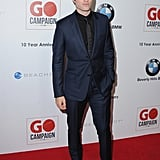 Robert Pattinson at GO Campaign Gala 2016 Pictures