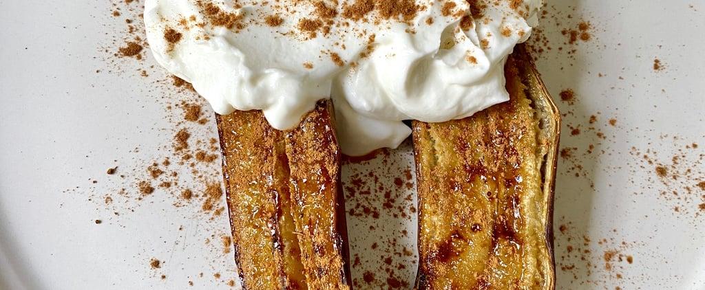Air-Fryer Caramelized Bananas Recipe With Photos