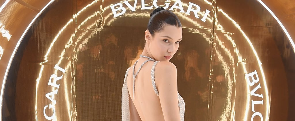 Bella Hadid Wore Her Sexy Runway Look Straight to a Dinner Party