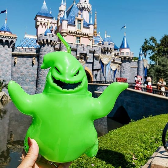 Disney Sells Glowing Oogie Boogie Sipper Cups For Halloween