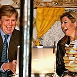 Queen Maxima and King Willem-Alexander Pictures